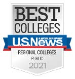 BEst Colleges Badge image